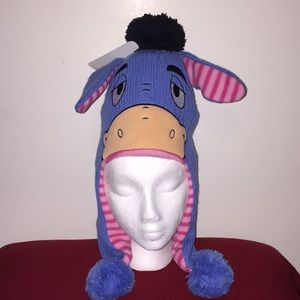 Disney Eeyore knit hat